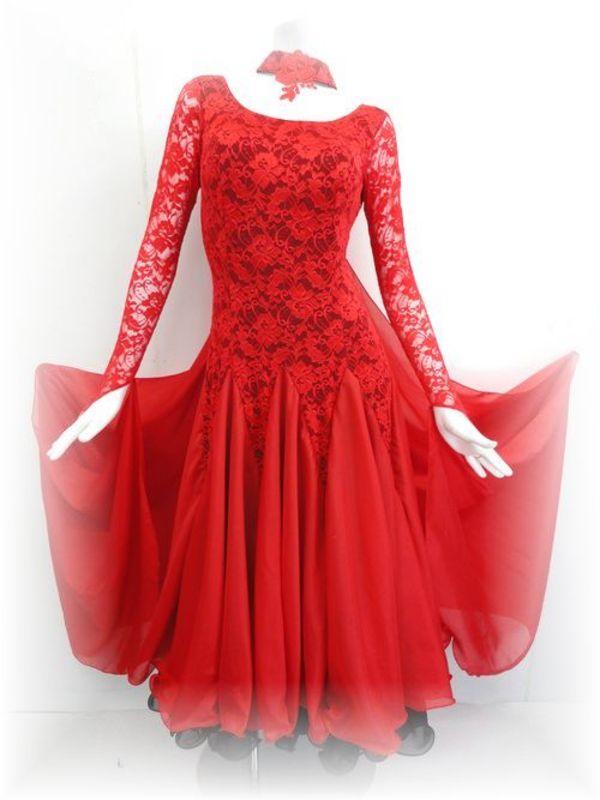 ゆったりサイズの正装ドレス