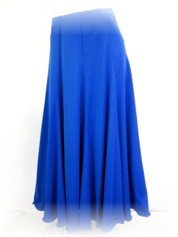 日本製社交ダンススカート