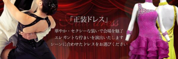 【社交ダンス衣装 アルル】新作入荷!秋の正装ドレス