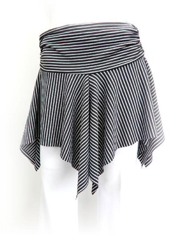 人気のオーバースカート