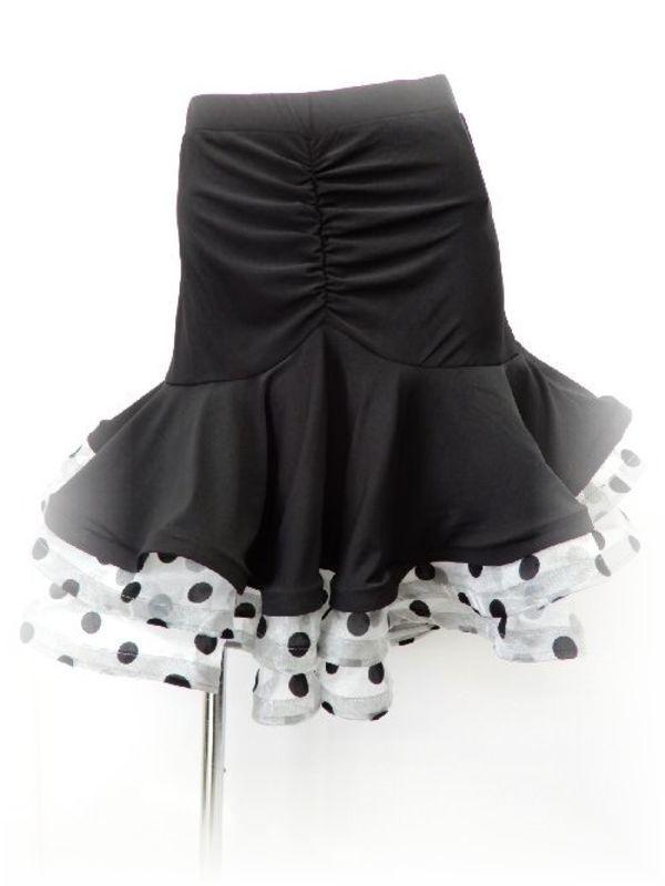 とてもキュートなラテンスカート!