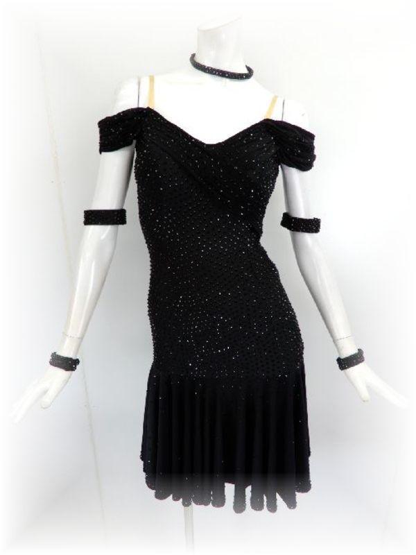 人気の正装ラテンドレス6