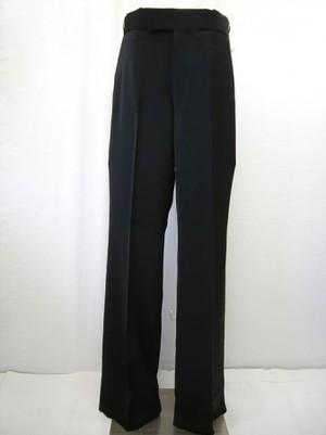 《日本製》【m22】メンズ衣装 スタンダードパンツ ノータック W88