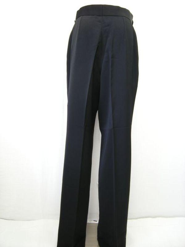 《日本製》【m21】メンズ衣装 スタンダードパンツ ノータック W85